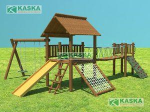 Casa do Tarzan Completa - Cód. K-01