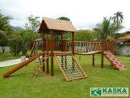 Playground de Madeira - Eucalipto Tratado - Ref. 114