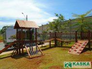 Playground de Madeira - Eucalipto Tratado - Ref. 122
