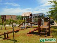 Playground de Madeira - Ref. 123