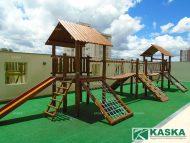 Playground de Madeira - Eucalipto Tratado - Ref. 125