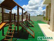 Playground de Madeira - Eucalipto Tratado - Ref. 126