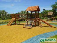 Playground Eucalipto Tratado - Ref. 149