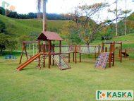 Playground de Madeira - Ref. 184