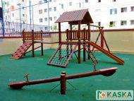 Playground Eucalipto Tratado - Ref. 188