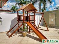 Playground Infantil de Madeira - Ref. 198.