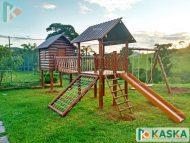 Playground Infantil de Madeira - Ref. 199
