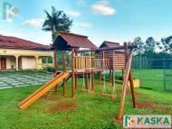Playground Infantil de Madeira - Ref. 201
